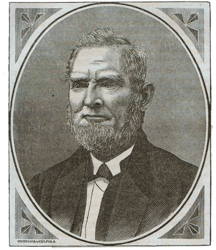 Barnabas Coffin Hobbs - Native Son of Blue River Friends Quakers