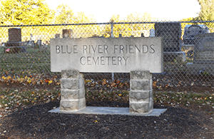 Blue River Friends Orthodox Church Cemetery